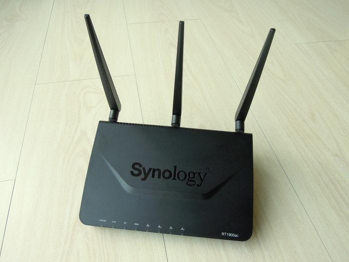 [教學] 如何設定Synology ROUTER RT1900ac 無線網路分享器?