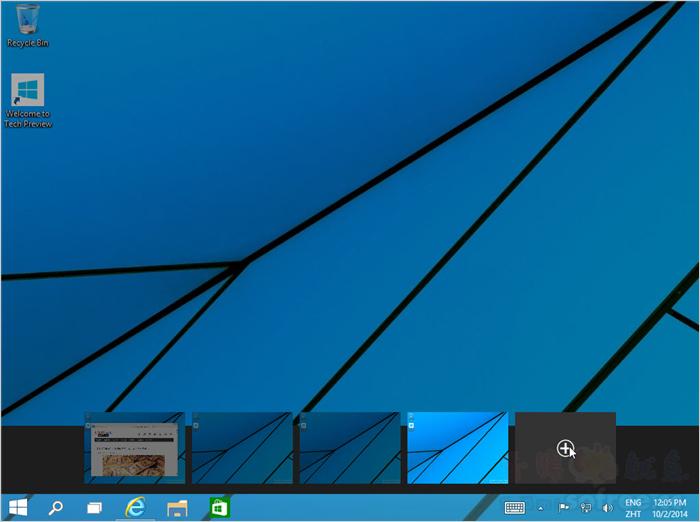 [免費下載] Windows 10 技術預覽版正式開放下載