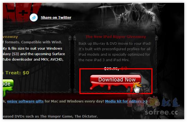 WinX HD Video Converter、The New iPad Ripper 價值$79.9美元,限時免費下載!