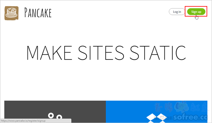 [教學]透過Dropbox建立免費HTML網頁空間 (Pancake.io)