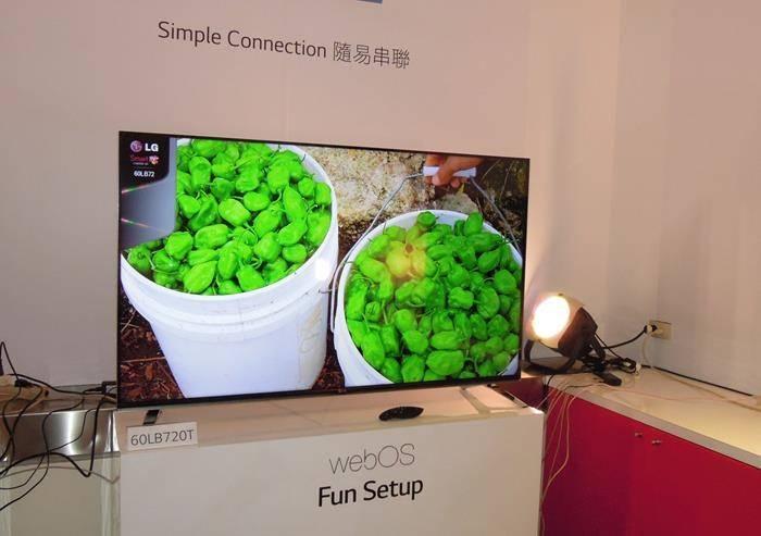 [活動] LG 決勝畫質,專欄部落客徵選會,體驗4K 高畫質電視!