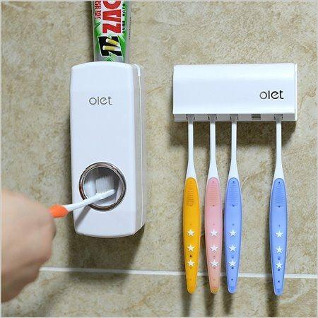 自動擠牙膏機