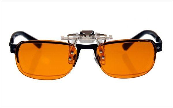 德國 PRiSMA 抗藍光電腦專用眼鏡夾片