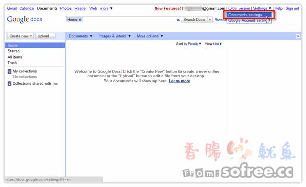 Google Docs 免費線上協作共享平台,支援文件、簡報、試算表、繪圖!