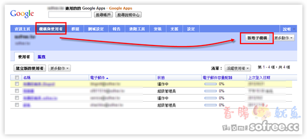 超省錢!Google Apps 開設多組不同公司信箱帳號
