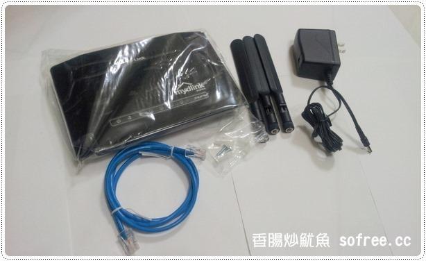 [開箱] D-Link DIR-619L 無線網路基地台