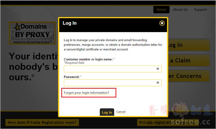 [教學]如何從Godaddy轉出網址到其它域名註冊商?