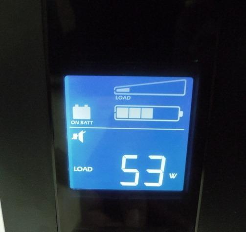 [開箱]打雷、跳電、停電都不怕!穩壓在線互動式不斷電系統 (APC BACK-UPS PRO 700)