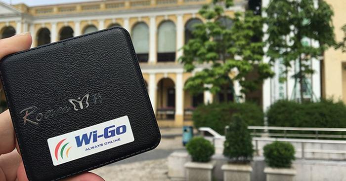 [澳門上網] 小漫 Roam Wifi 分享器無限上網吃到飽 (免SIM卡)
