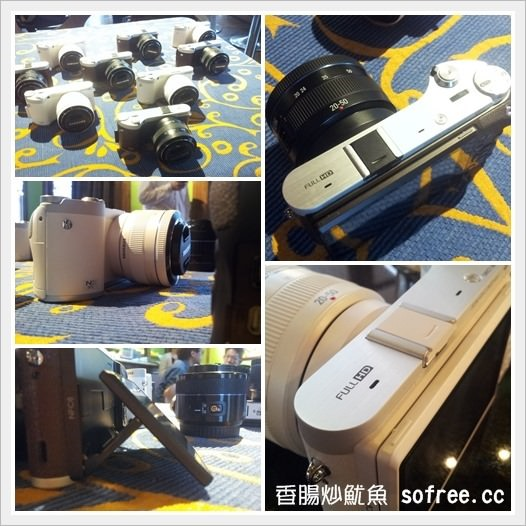 Samsung NX300 體驗會: AutoShare 、峰值對焦真方便