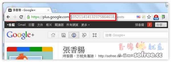 在網站上放個 Google+ Widget,推廣自己的Google Plus!