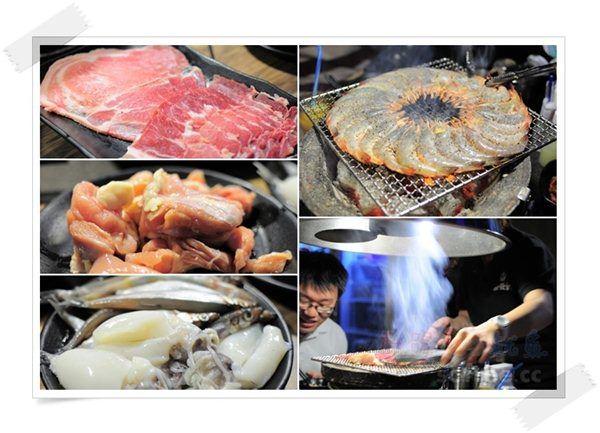 2011 裕藍多媒體尾牙,田季發爺燒烤吃到飽!