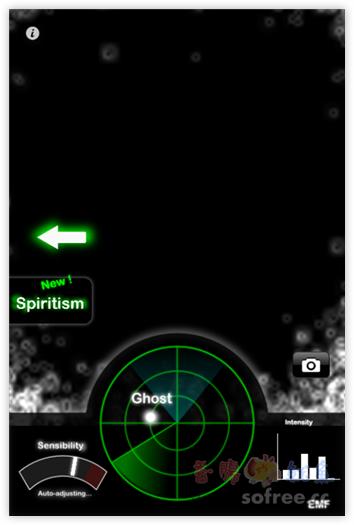「鬼魂探測器」免用羅盤,透過手機找出你身旁不乾淨的東西