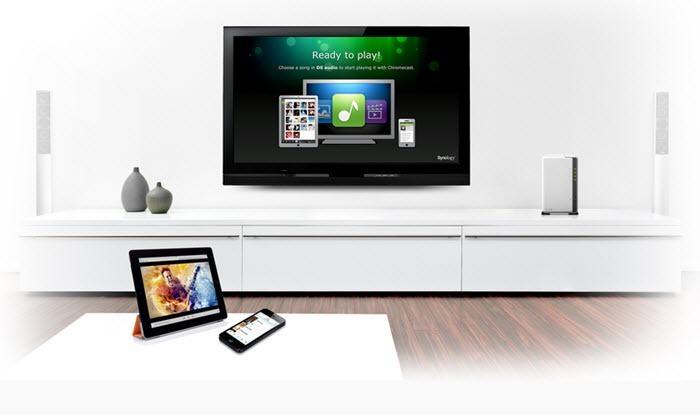 免費電影神器! Chromecast + NAS 讓你走到哪、看到哪