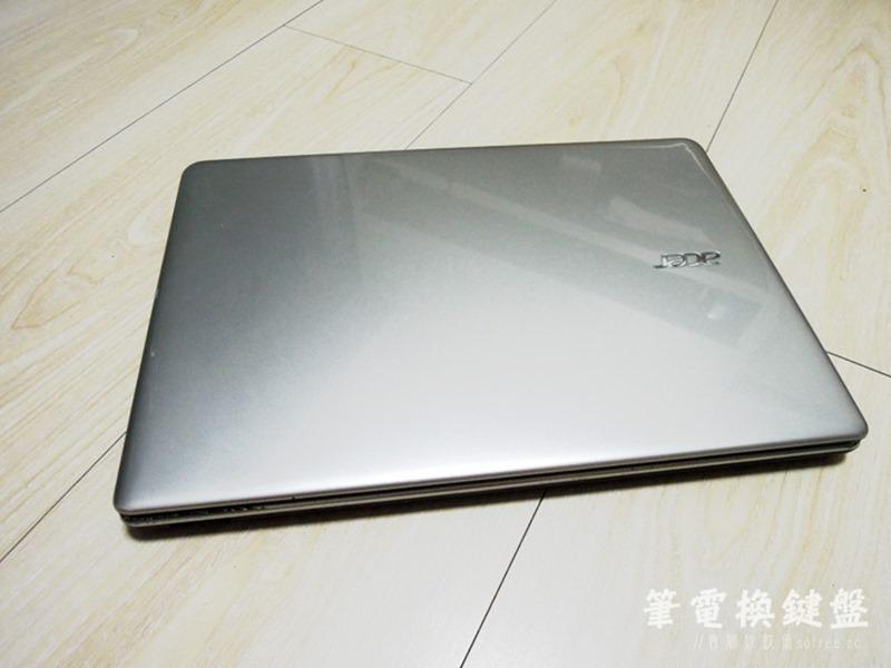 [教學]如何拆解更換ACER E1-472G 筆電鍵盤?