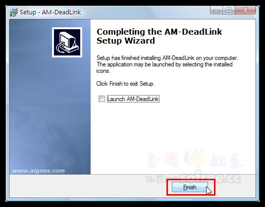 AM-DeadLink 檢查書籤中的網站倒了沒