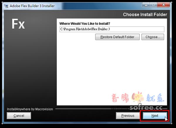 [教學]Adobe Flex Builder 3下載安裝篇