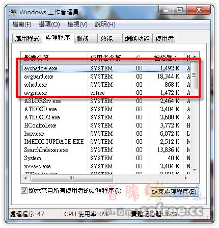 Avira AntiVir Personal 10 免費小紅傘防毒軟體