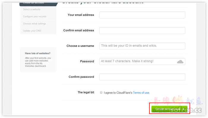 [教學]Cloudflare 免費不限流量CDN、DNS代管,網站全球加速、減輕伺服器負擔