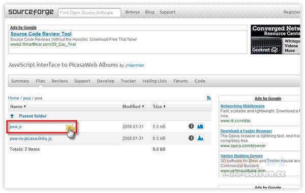 直接用Picasa Web API 把Picasa相簿嵌入網站