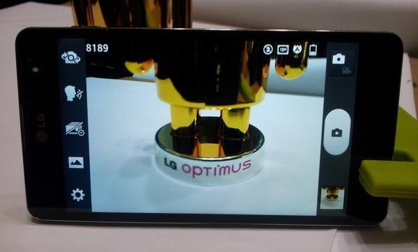 [試玩]LG Optimus G 四核1300萬畫素高階旗艦機