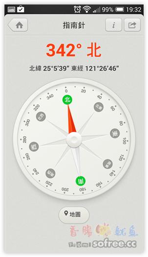 「LINE Tools 」集合多款生活小工具,指南針、計數器、QR 掃描…