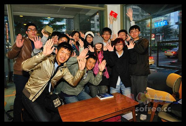Lanlanlu Party 1 聚會活動小記 (有Muki新書介紹~)