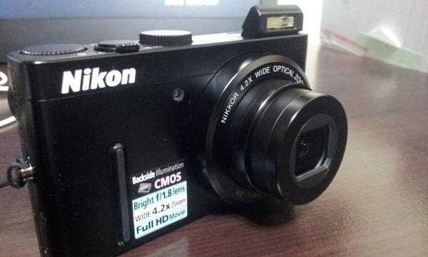 Nikon Coolpix P300 超不專業開箱文