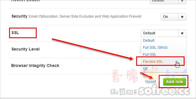 [免費SSL]利用 Cloudflare 免費憑證讓網站綁上SSL加密連線(https)
