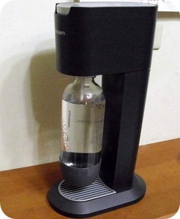 Sodastream 氣泡水機,健康飲料自己來!