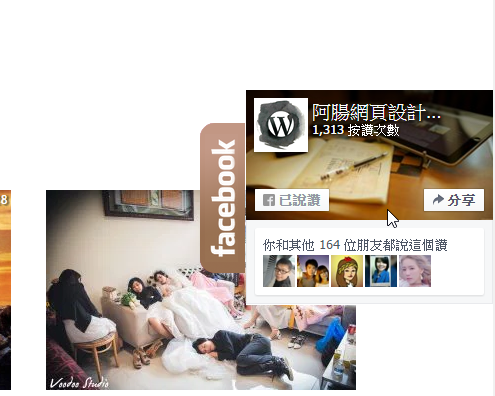 「Willy 威利」新娘秘書、作品集網站最適合的美麗舞台(免費WP版型)