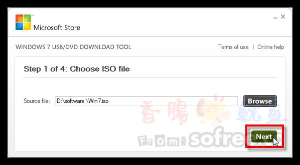 免光碟,速度更快,用隨身碟也能重灌Windows7!