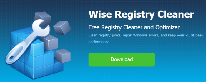 Wise Registry Cleaner 登錄檔清理壓縮、作業系統最佳化