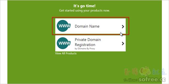 【WordPress 百寶箱 1】 申請 Godaddy 網址,專屬自己的網域門牌
