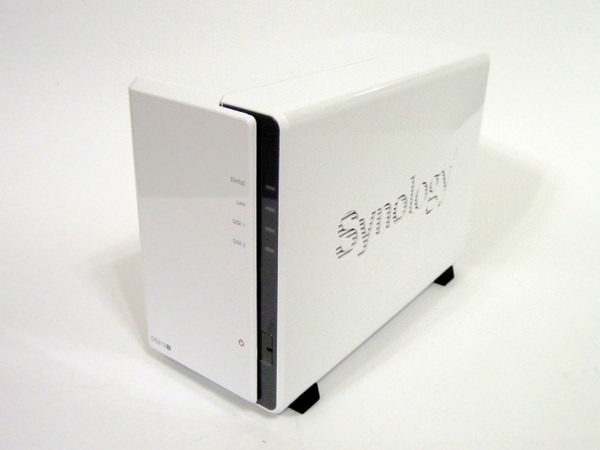 [開箱]Synology DS213j 個人雲端NAS ( 2 bay)