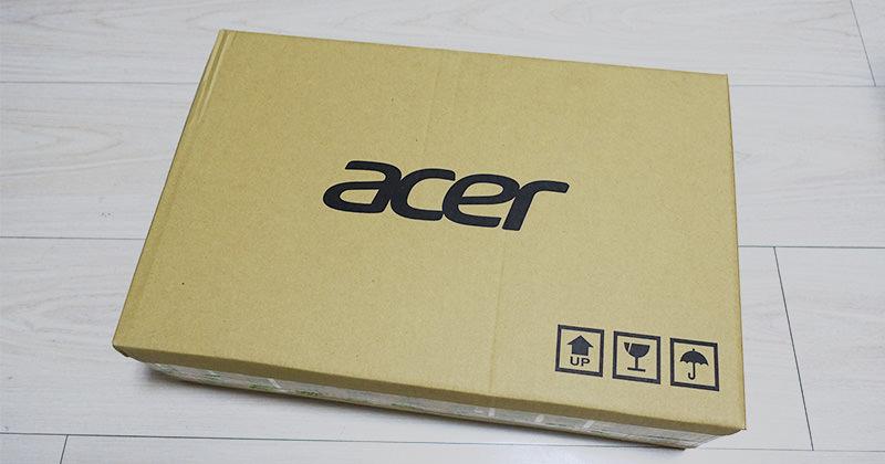 [開箱]Acer V3-372 白色輕薄筆電,速度快&電池耐久攜帶出門不負擔