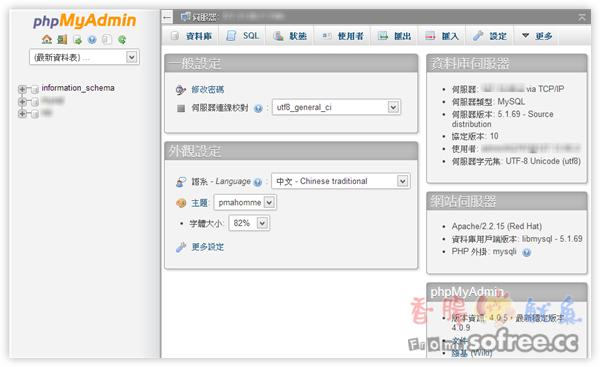 OpenShift 教學(二):管理MySQL資料庫,自動安裝phpMyAdmin