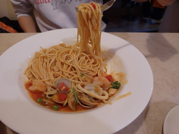 [食記]Yes 58 平價義大利麵 (頂溪捷運站,永和)