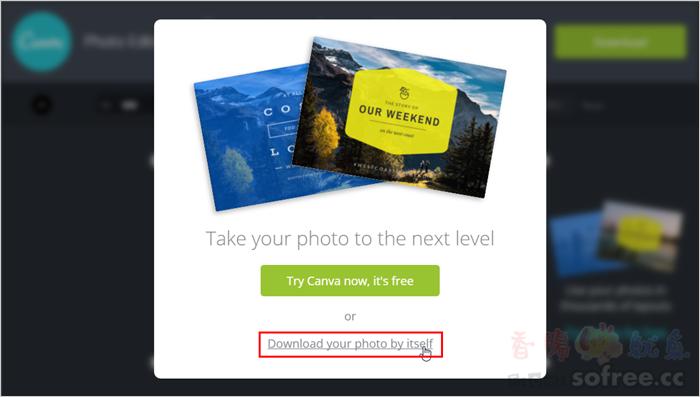 [教學]Photo Editor 免費線上圖片裁切,製作符合Facebook 文章封面圖