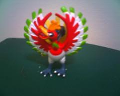神奇寶貝-玩偶(大)-鳳凰