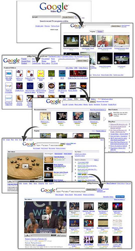 google video history