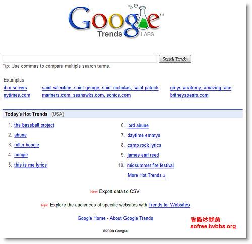 Google Trends-1