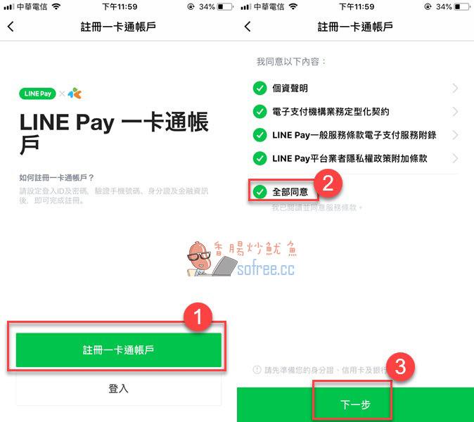 [教學]如何綁定LINE PAY+ 一卡通 輕鬆拿新戶88元回饋?